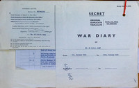 PoW Camp 26 War Diary