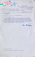 PoW Camp 180 Trumpington Inspection Report